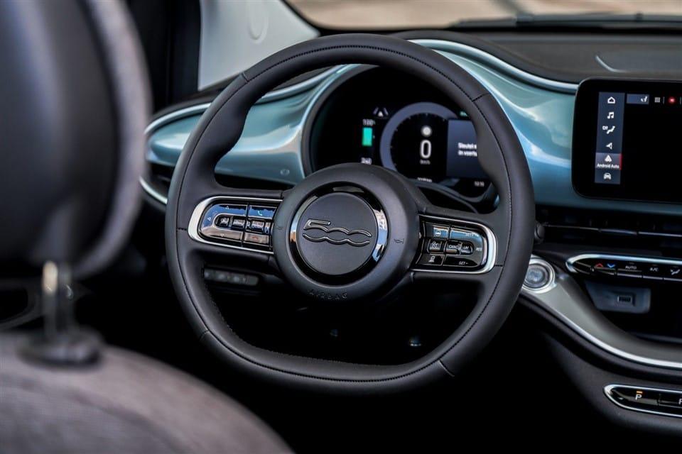 stuurwiel Fiat 500e