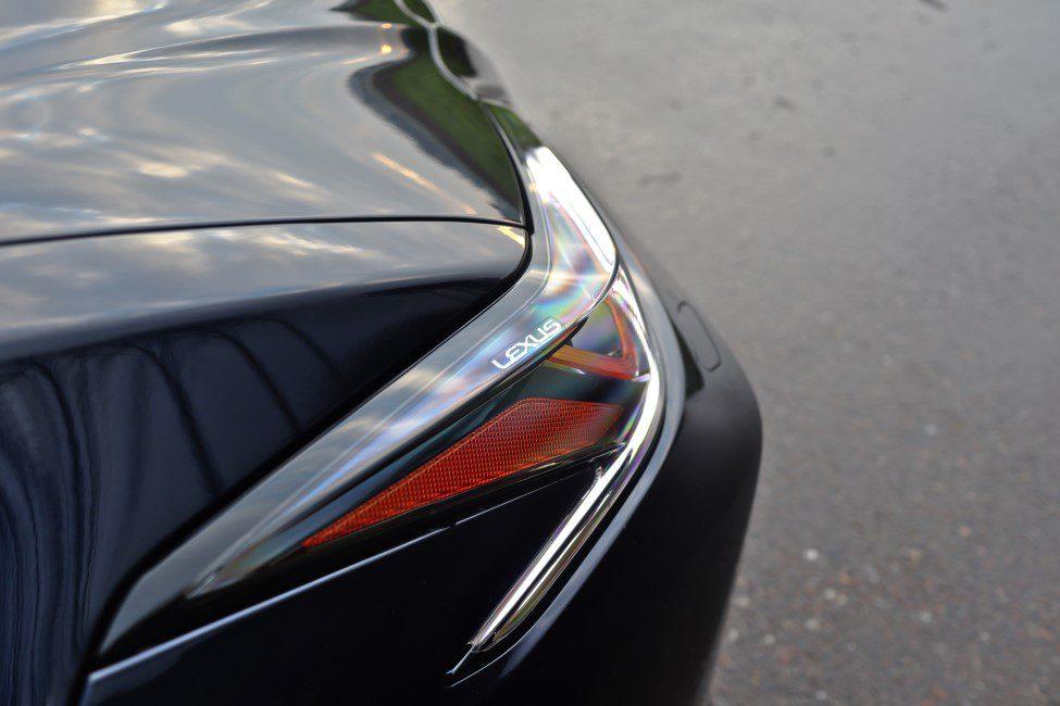 Lexus ES300h koplamp