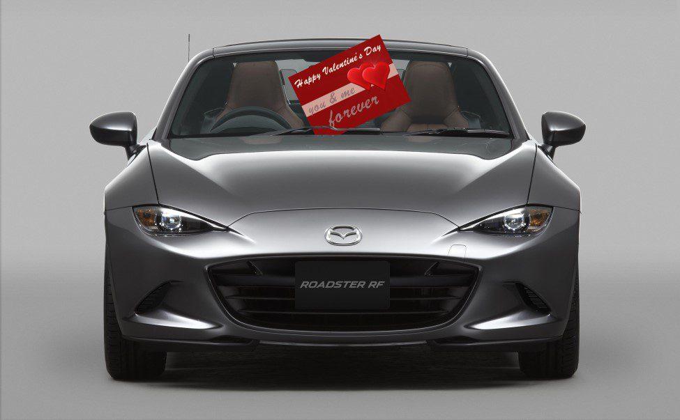 Mazda valentijn