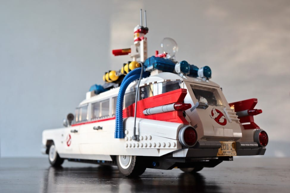 LEGO Ghostbusters ECTO-1 Afterlife
