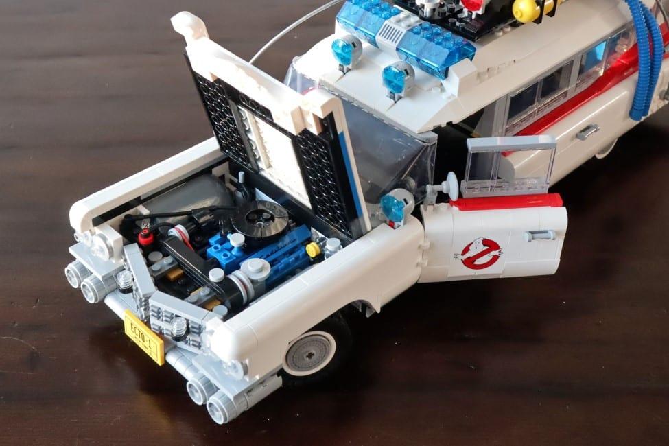 ECTO-1 motor