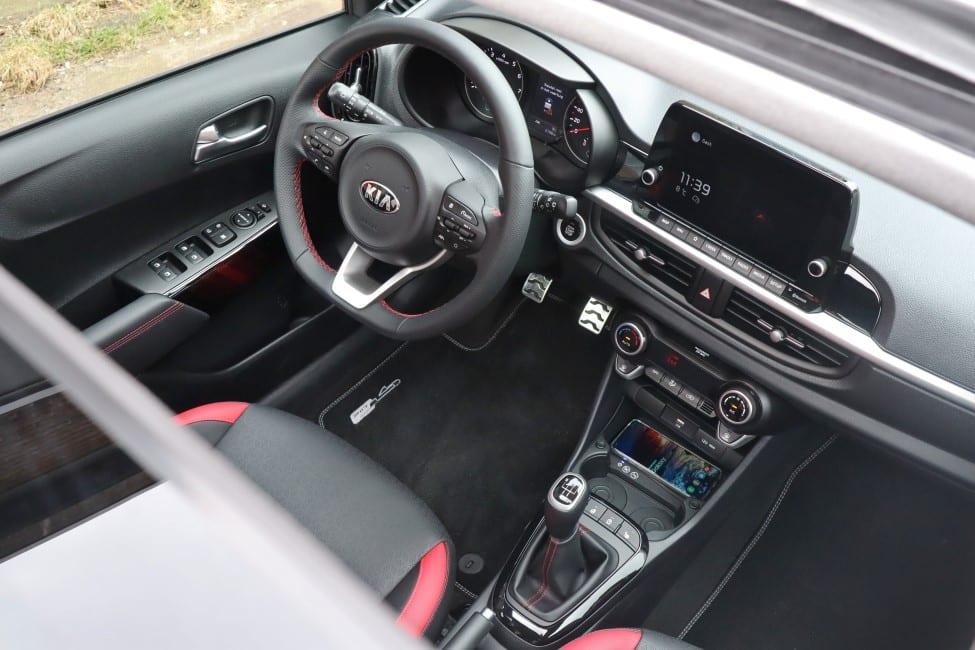 Kia Picanto GT-Line interieur