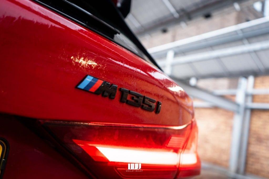 BMW M135i xDrive M Performance