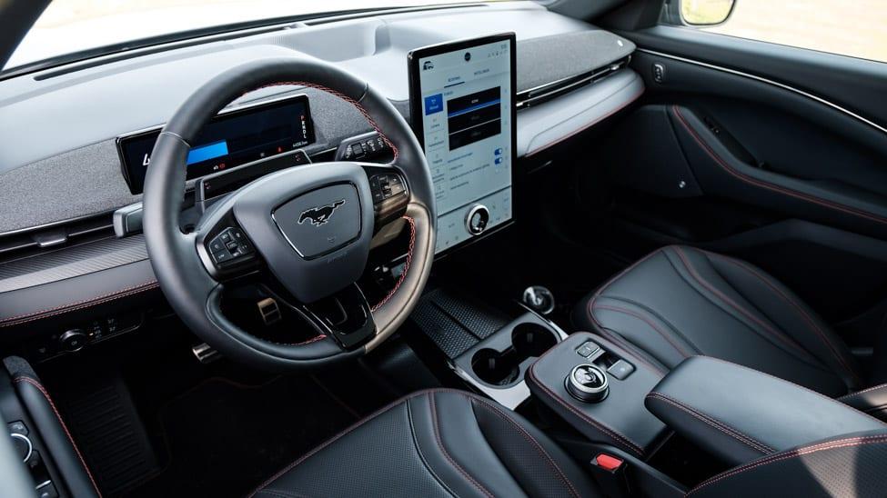 interieur Ford Mustang Mach-e