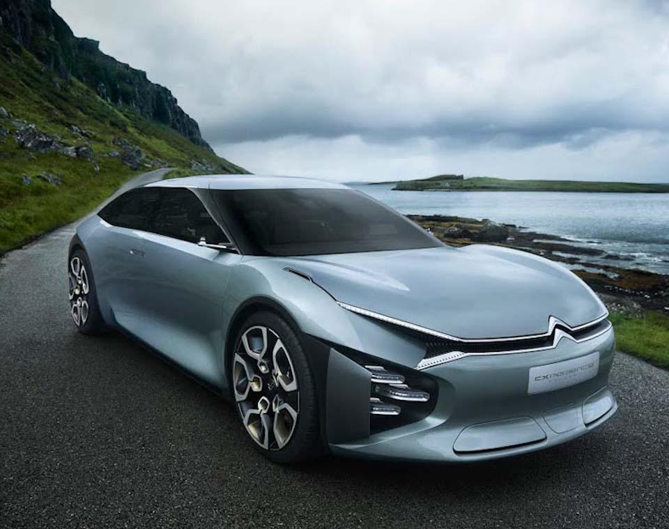 Citroën CXperience Concept Car