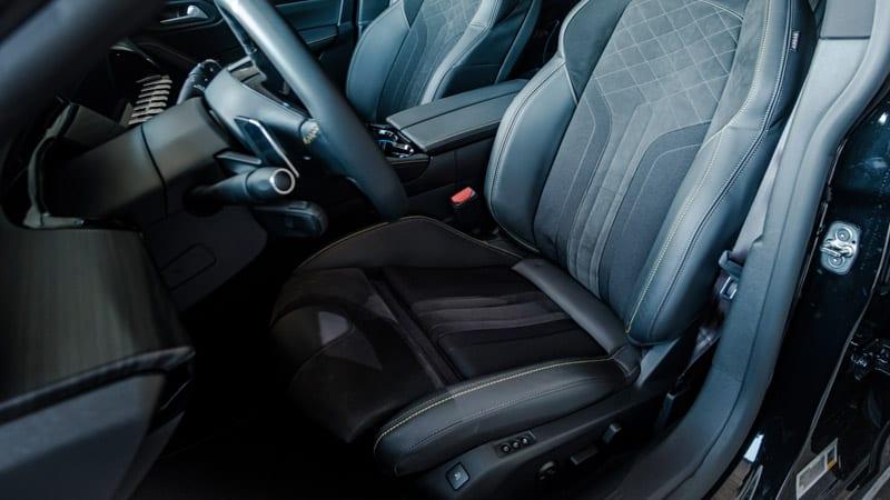 voorstoelen Peugeot 508 PSE