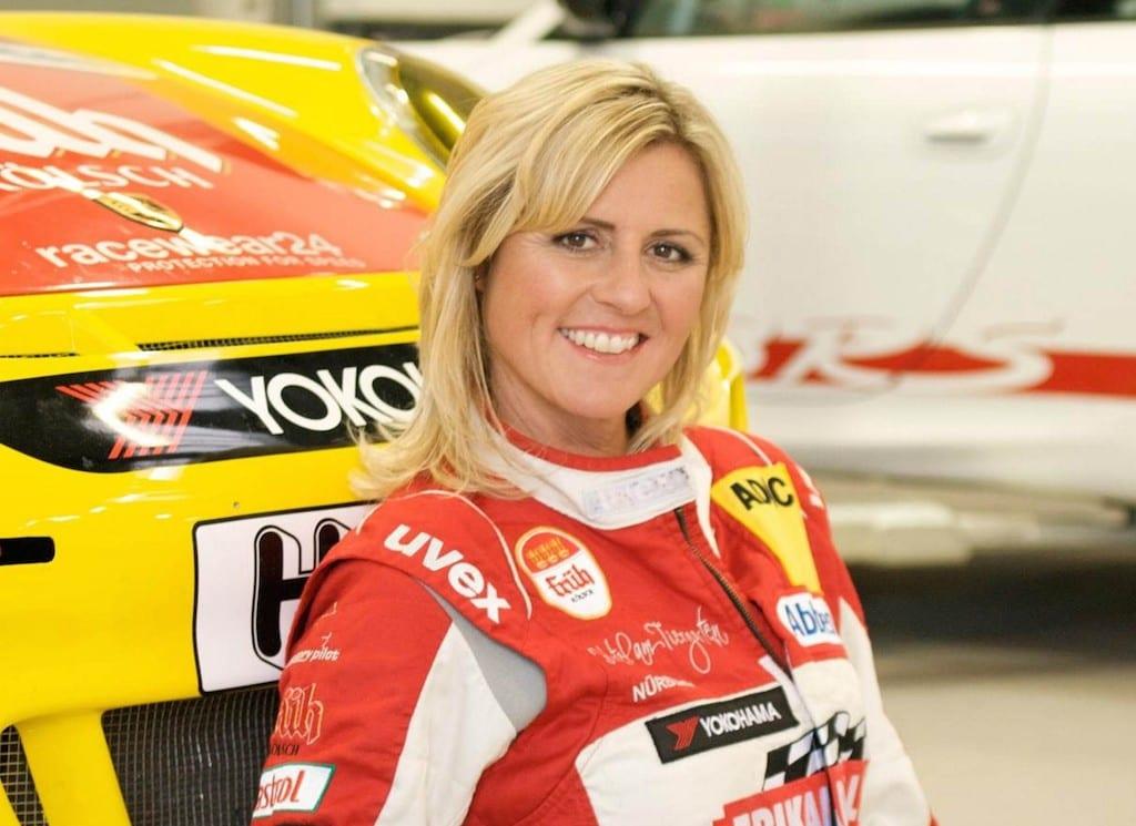 Sabine Schmitz Nurburgring