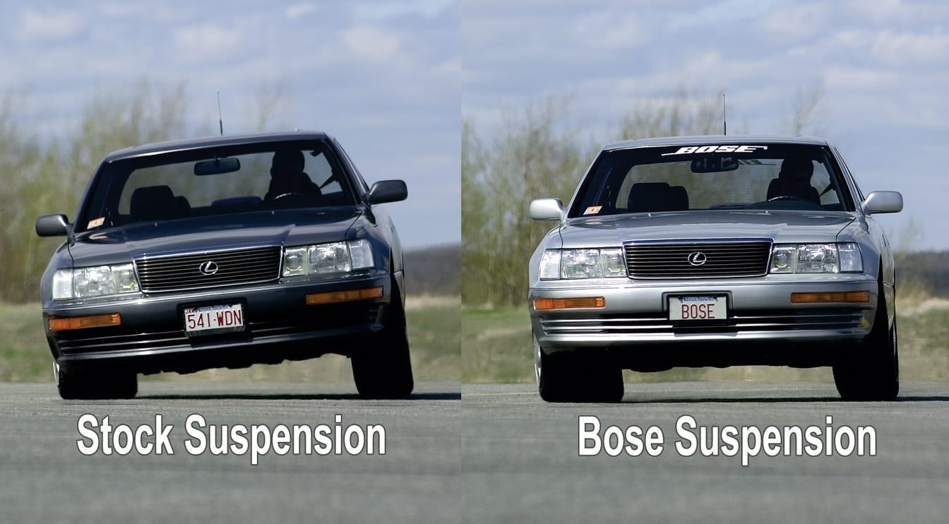 Bose vering systeem