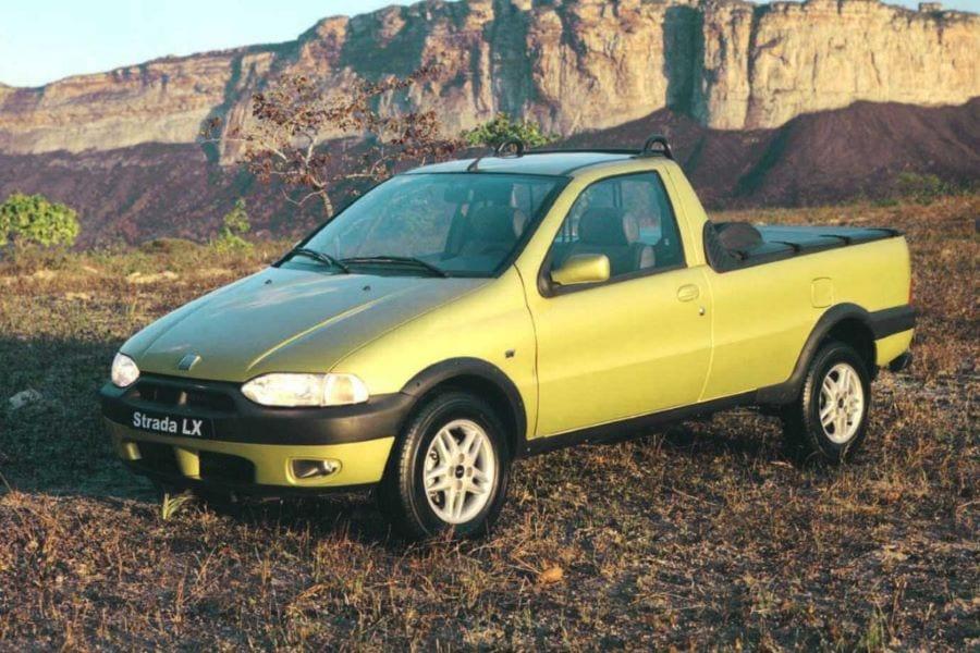 Fiat Strada Zuid Amerika