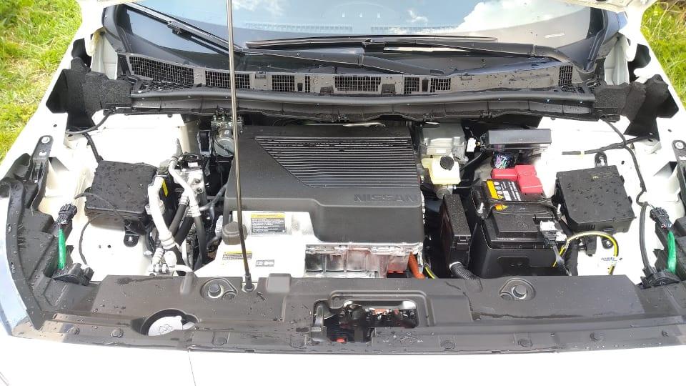 Elektromotor Nissan