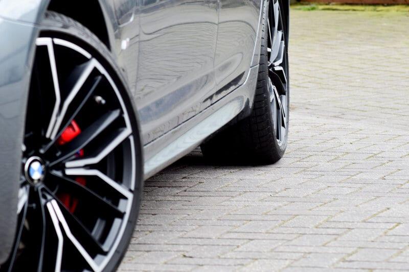 BMW Active Steering in actie