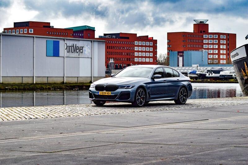 BMW 530e xDrive LCI