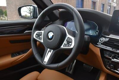 M sportstuur BMW 5