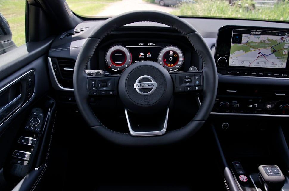 Stuurwiel Nissan Qashqai 2021