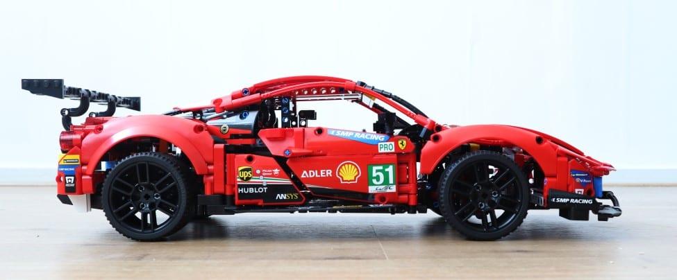Profiel LEGO Ferrari 488 GTE