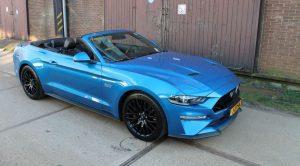 Ford Mustang fabriek
