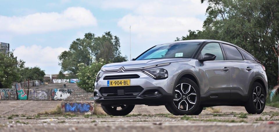 Rijtest Citroën ë-C4