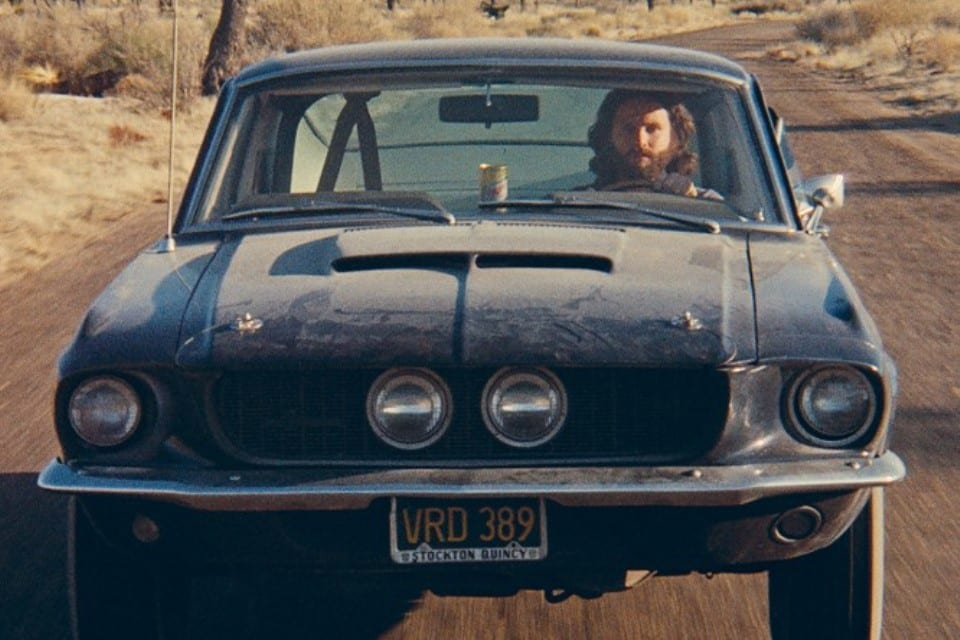 Jim Morrison Shelby GT500