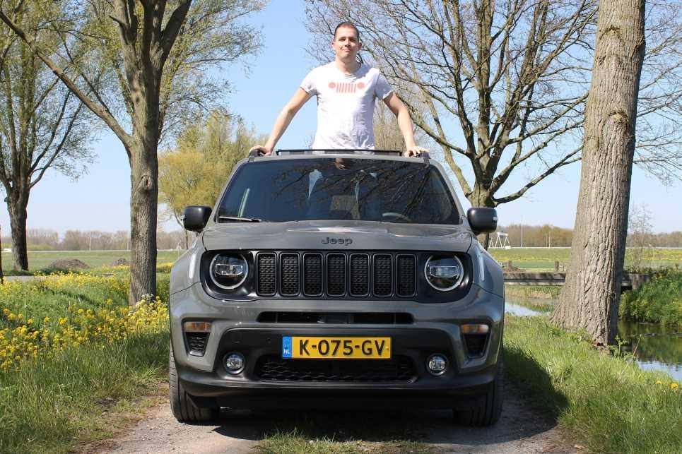 Jeep Renegade Danny Vleugel