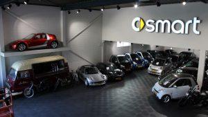 Smart specialist Lunteren showroom