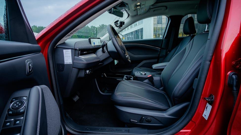 Bestuurdersstoel Ford Mustang Mach E