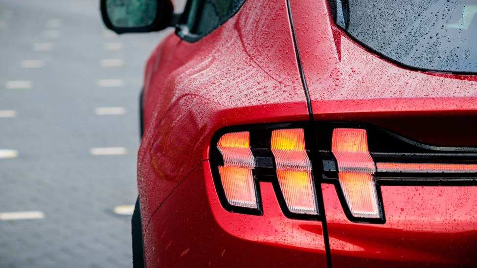 Achterlichtunit Ford Mustang Mach E