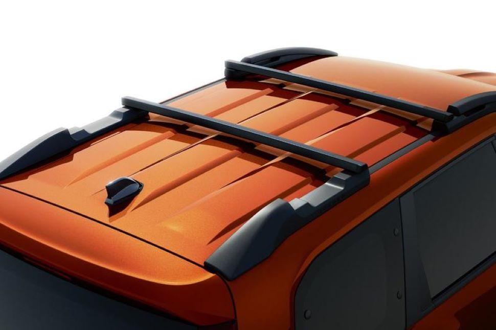 De Transformer dakdragers van de Dacia Jogger