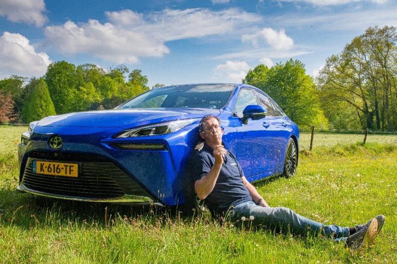 Toyota Mirai efficiency tour