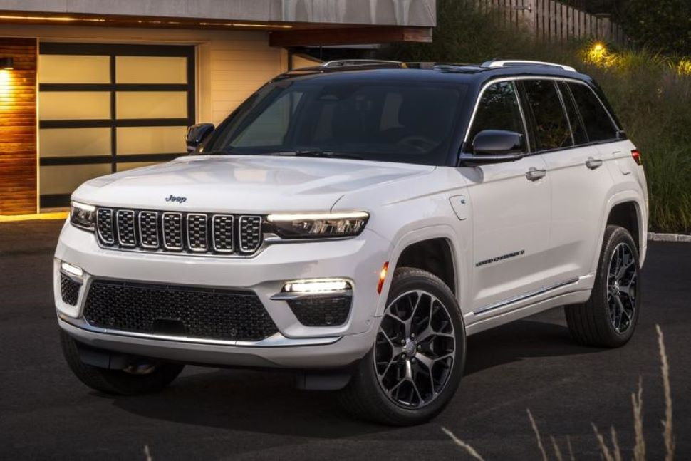 De Jeep Grand Cherokee